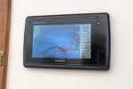 Garmin Chartplotter with Radar