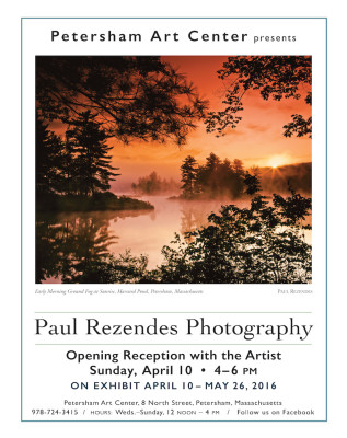 PAC-Paul Rezendes Reception April 10
